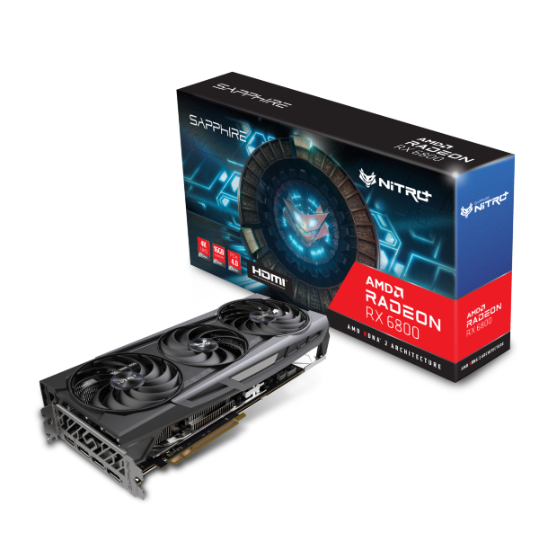 Sapphire NITRO+ AMD Radeon™ RX 6800 OC