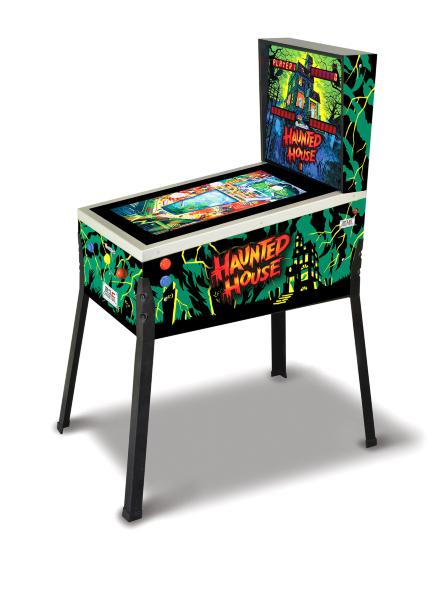 Digital Pinball Haunted House med 12 spel (Fyndvara - Klass 1)