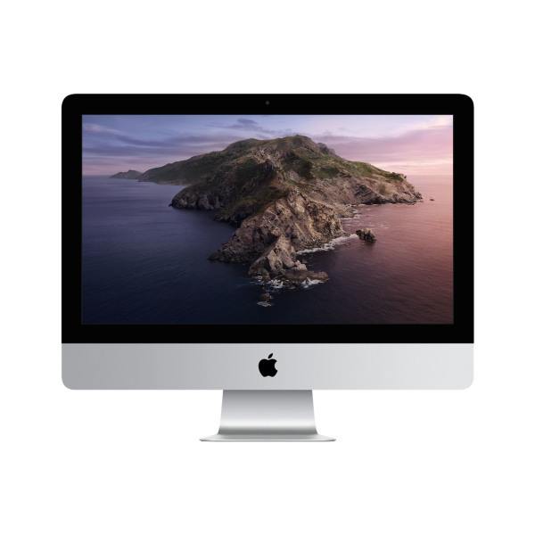 "Apple iMac 21.5"" i5 2.3GHz / 8 GB / 256GB / Intel Iris Plus Graphics 640 (Fyndvara - Klass 1)"