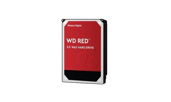 WD Red 12TB / 256MB Cache / 5400 RPM (WD120EFAX) (Fyndvara - Klass 1)