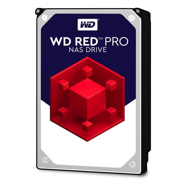 WD Red PRO 2TB / 64MB Cache / 7200 RPM (WD2002FFSX) (Fyndvara - Klass 1)