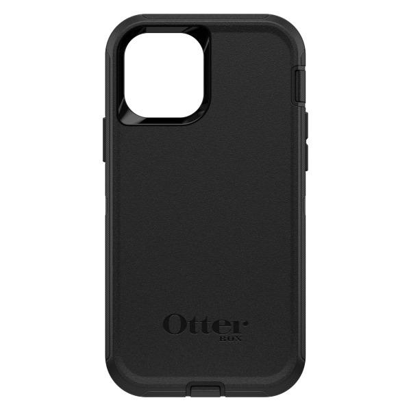 iPhone 12/12 Pro / OtterBox / Defender - Svart (Fyndvara - Klass 1)