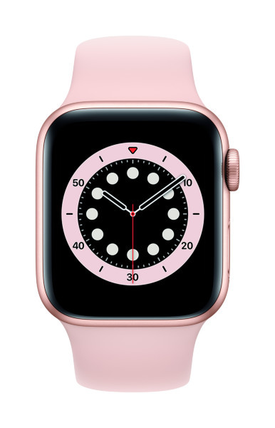 Apple Watch Series 6 - 40mm/GPS + Cellular (Fyndvara Klass 2)