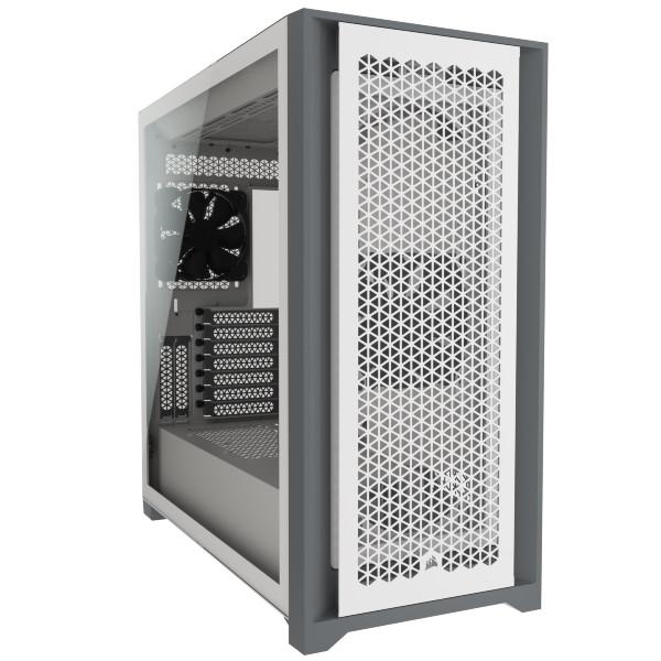 Corsair 5000D Airflow / Tempered Glass - Vit