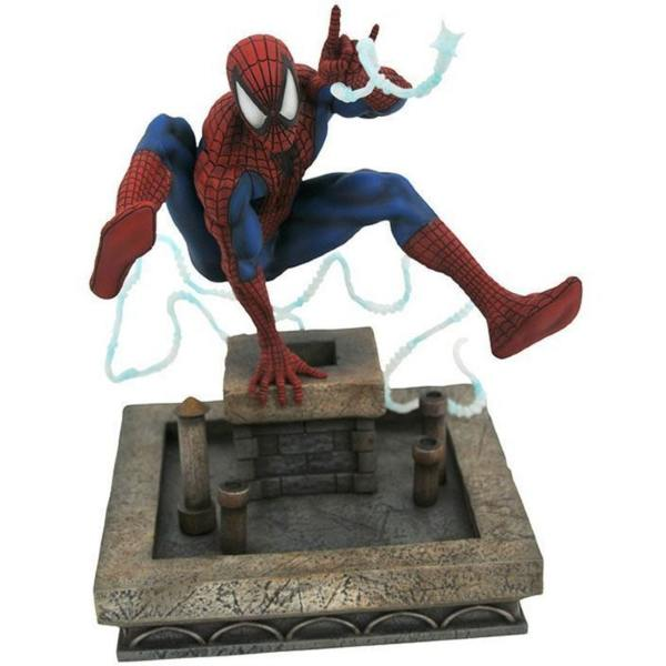 Diamond Select Gallery: 1990S Spider-Man Diorama