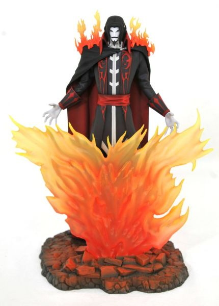 Diamond Select Gallery: Castlevania Dracula Statue