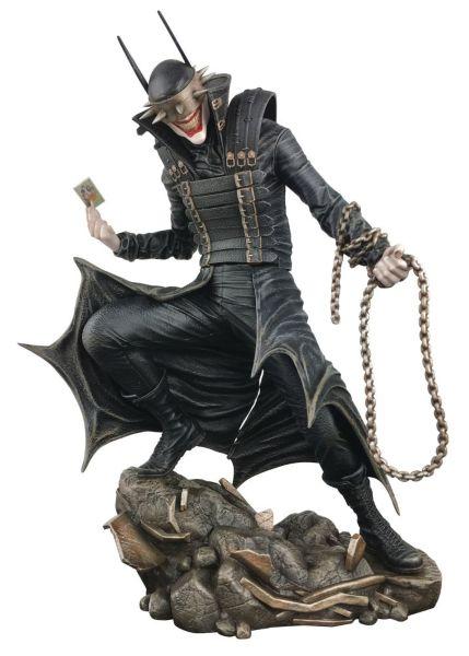 Diamond Select Gallery: DC Comic - Batman Who Laughs Statue