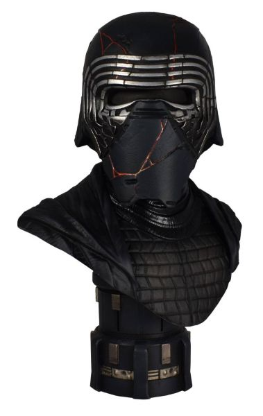 Diamond Select: Legends in 3D - Star Wars: Kylo Ren 1/2 Scale Bust