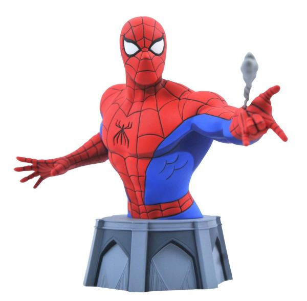 Diamond Select: Marvel Animated - Spider-Man Bust