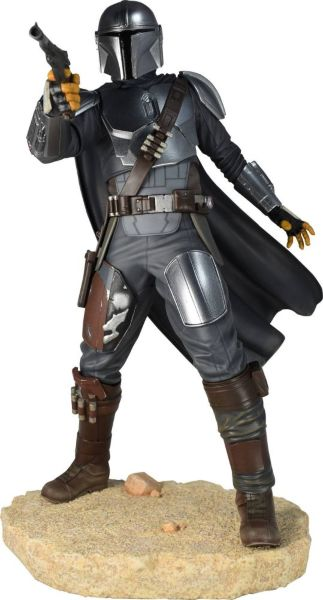 Diamond Select: Star Wars Premier Collection - Mandalorian MK3 Statue