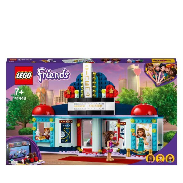LEGO Friends Heartlake Citys biograf 41448
