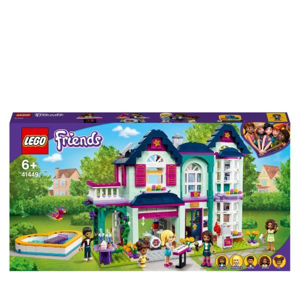 LEGO Friends Andreas familjevilla 41449