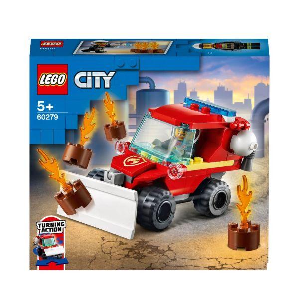 LEGO City Fire Brandbil 60279