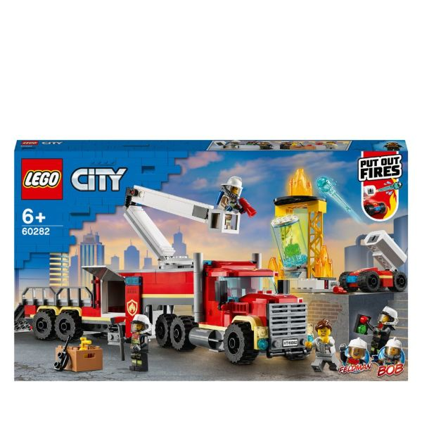 LEGO City Fire Brandkårsenhet 60282
