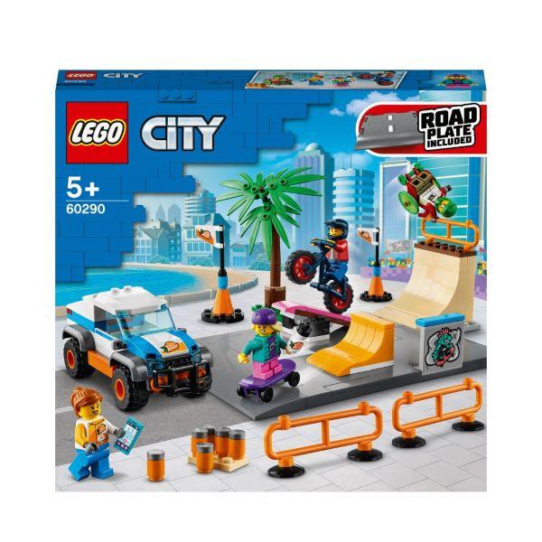 LEGO My City Skateboardpark 60290
