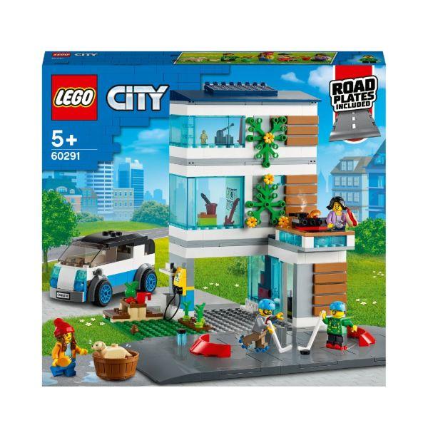 LEGO My City Familjevilla 60291