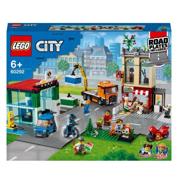 LEGO My City Stadscentrum 60292