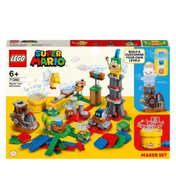 LEGO Super Mario Bemästra ditt äventyr - Skaparset 71380