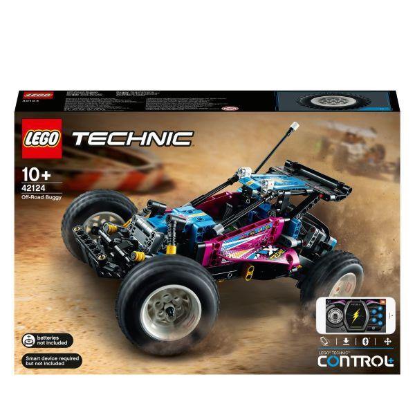 LEGO Technic Terrängbuggy 42124
