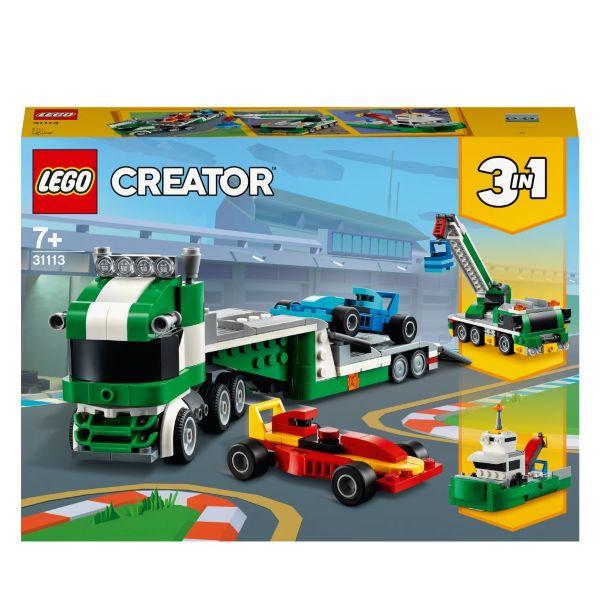 LEGO Creator Racerbilstransport 31113