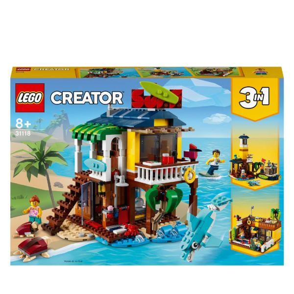 LEGO Creator Surfstrandhus 31118