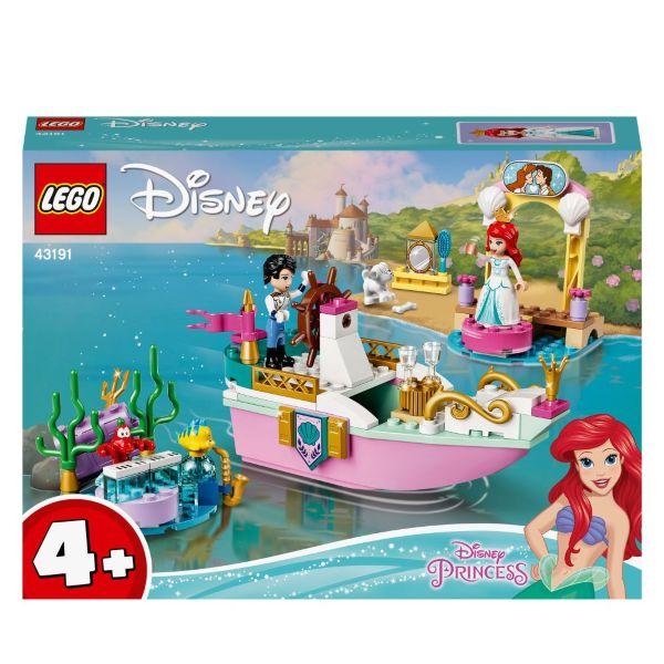 LEGO Disney Princess Ariels festbåt 43191