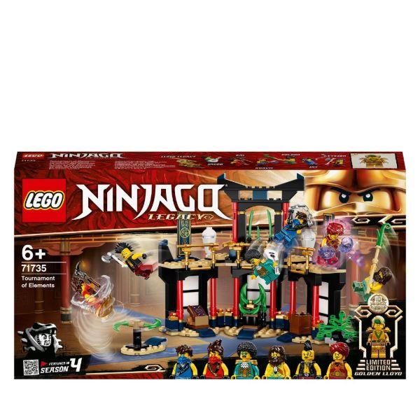 LEGO Ninjago Elementturneringen 71735