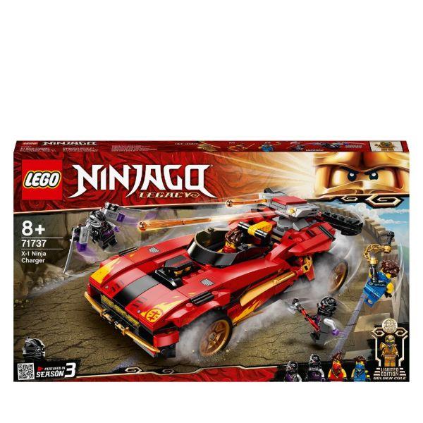 LEGO Ninjago X-1 Ninjamobil 71737