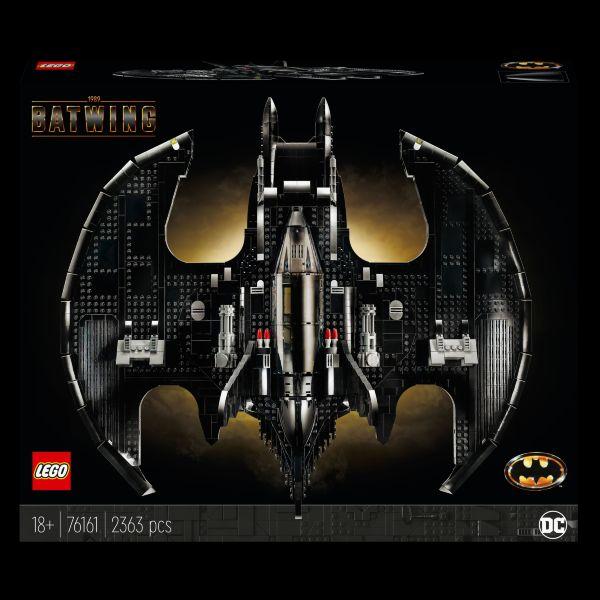 LEGO Super Heroes 1989 Batwing 76161