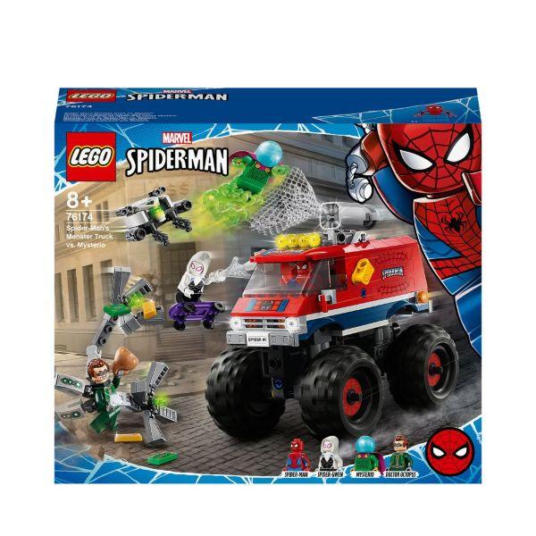 LEGO Super Heroes Spider-Mans monstertruck mot Mysterio 76174