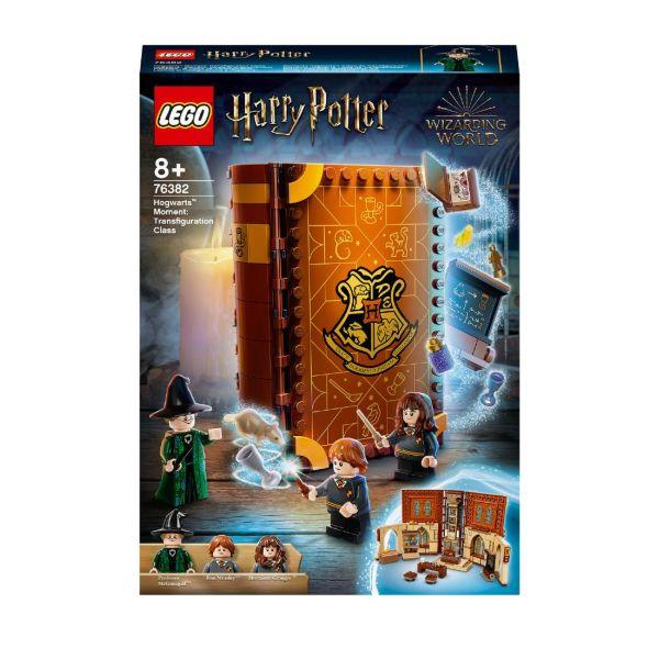 LEGO Harry Potter Hogwarts™ ögonblick: Lektion i förvandlingskonst 76382