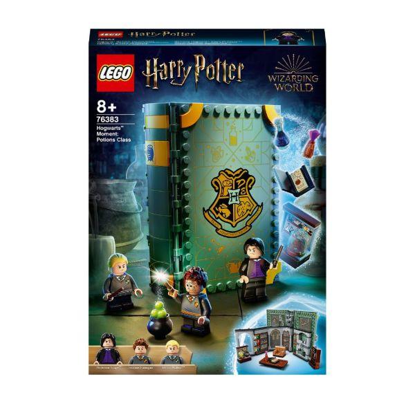 LEGO Harry Potter Hogwarts™ ögonblick: Lektion i trolldryckskonst 76383