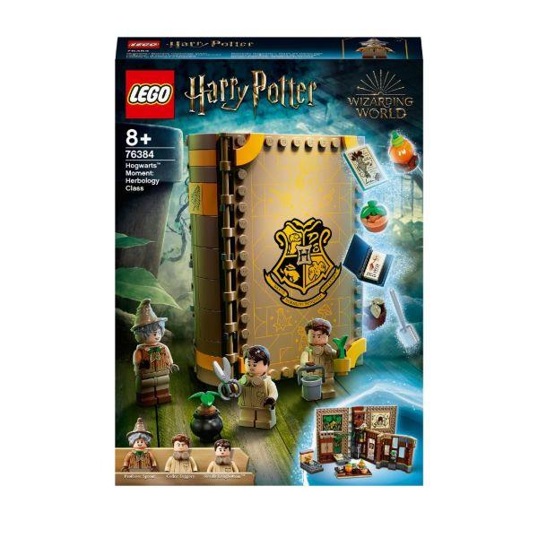 LEGO Harry Potter Hogwarts™ ögonblick: Lektion i örtlära 76384