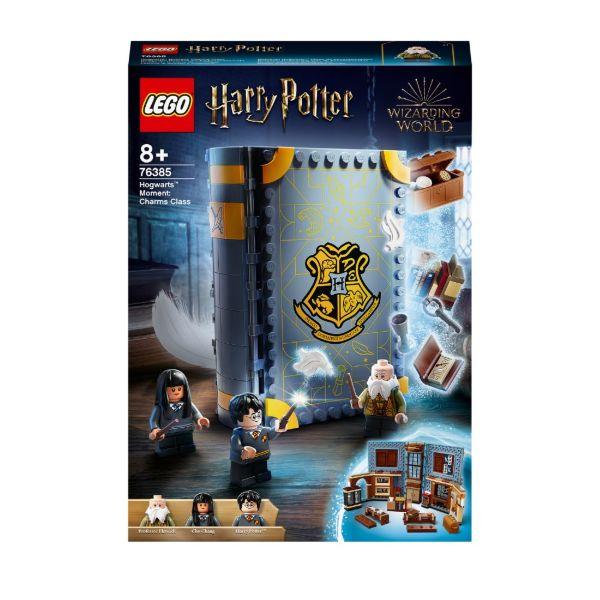 LEGO Harry Potter Hogwarts™ ögonblick: Lektion i trollformellära 76385