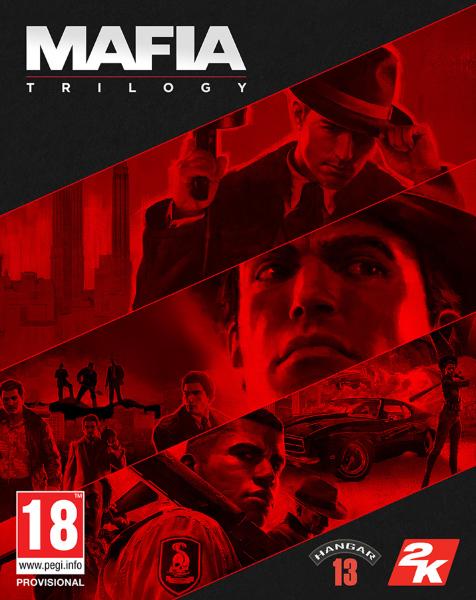 Mafia: Trilogy (Kartongskada)