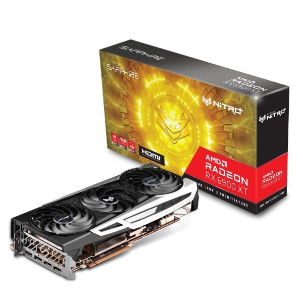 Sapphire NITRO+ AMD Radeon™ RX 6900 XT