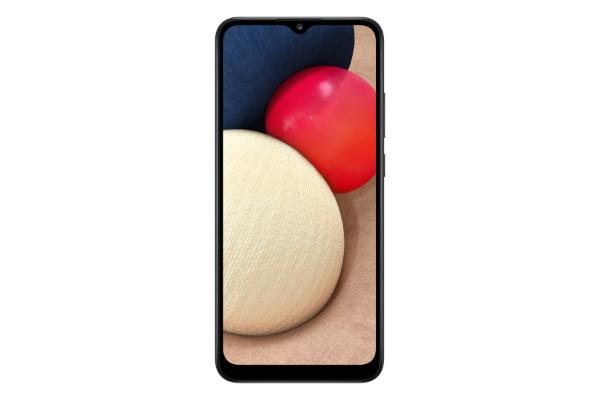 Samsung Galaxy A02s - Svart