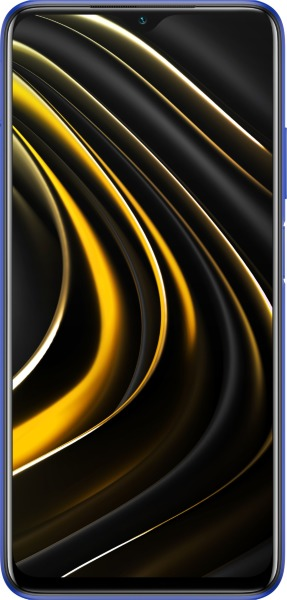 Xiaomi Poco M3 / 4GB / 128GB - Blå