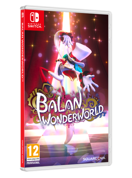 Balan Wonderland (Switch)