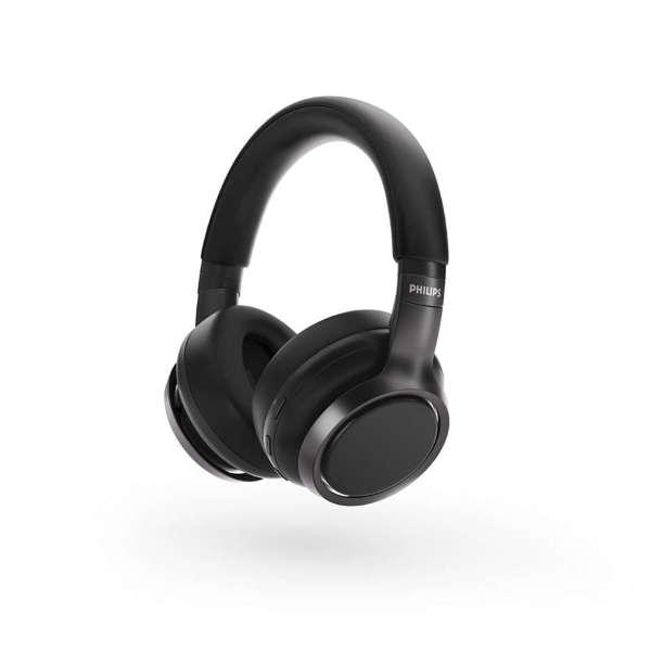 Philips 2021 TAH9505BK/00 Trådlösa over-ear-hörlurar - Svart