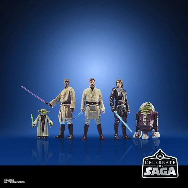 Star Wars Celebrate the Saga Jedi Order Action Figure Set 10cm