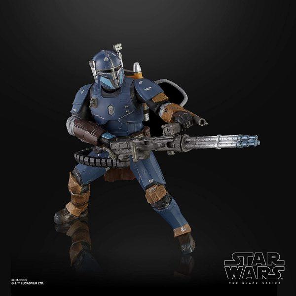 Star Wars The Mandalorian: Black Series - Heavy Infantry Mandalorian