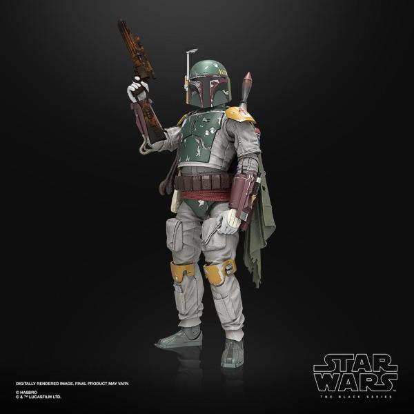 Star Wars: Black Series - Boba Fett