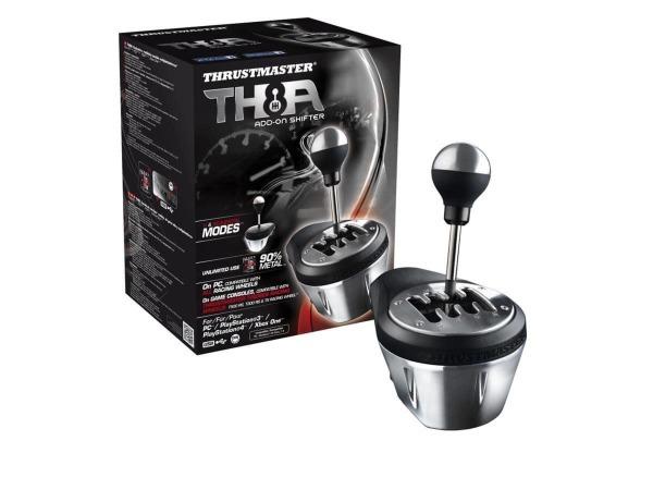 Thrustmaster TH8A Add-On Shifter (Fyndvara - Klass 1)
