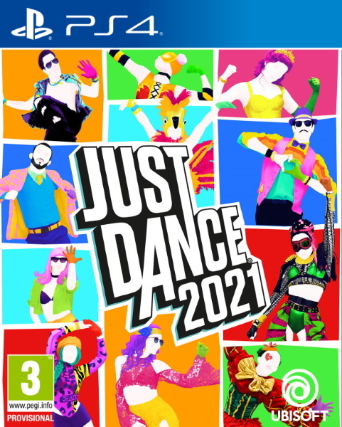 Just Dance 2021 (Fyndvara - Klass 1)