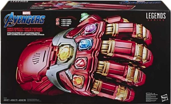 Avengers Legend Series Thanos Power Gauntlet