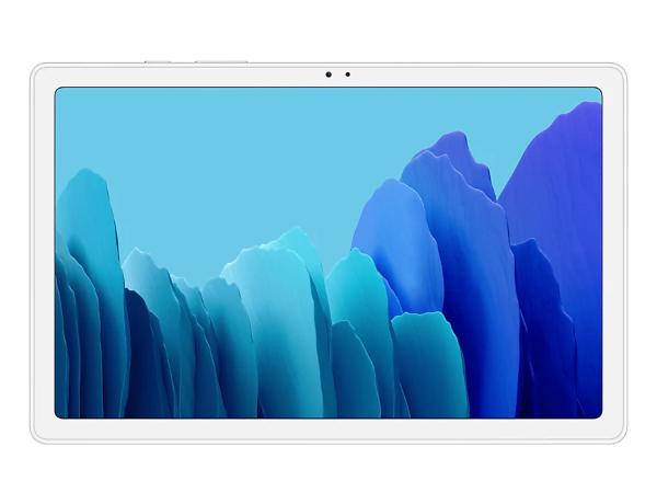 """Samsung Galaxy Tab A7 10.4"""" Wifi / 32GB - Silver (Fyndvara - Klass 1)"""