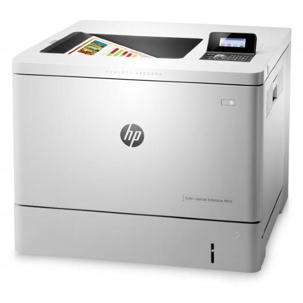 HP Color LaserJet Enterprise M553n - Färg / Ethernet (Fyndvara - Klass 1)