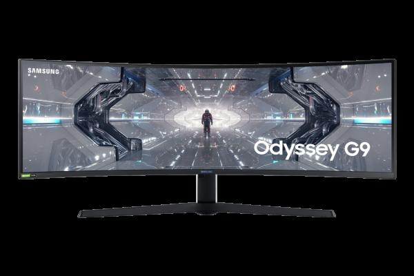 "Samsung Odyssey G9 C49G95 / 49"" / WQHD / VA / 240Hz / 1ms / 2xDP,HDMI / HDR1000 / Adaptive Sync (Kar"
