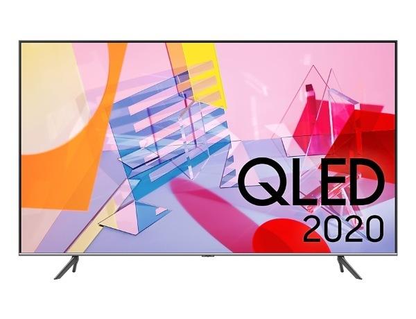 "Samsung 2020 43"" QLED QE43Q64TAUXXC - 4K UHD / Smart (Kartongskada)"